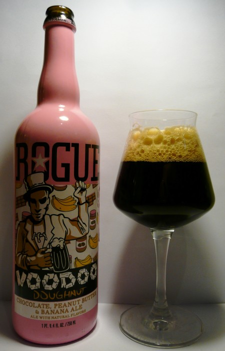 Rogue - Voodoo Doughnut Chocolate Peanut Butter and Banana Ale