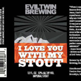 Evil Twin - I Love You With My Stout ikona